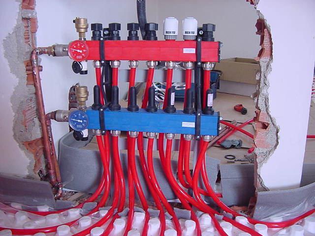 Calefacci n - Calefaccion por suelo radiante precio ...