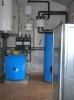 Sala caldera gasoleo con acumulación solar