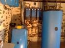 Sala de caldera con equipamiento BUDERUS